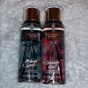 Victoria secret perfumes set of 2